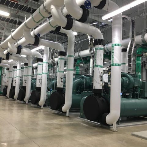 Progressive Mechanical, Inc. was contracted to work on FCA Shap chiller room providing process piping services.